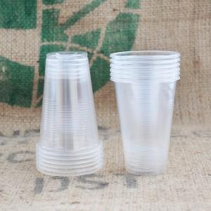 Пластмасова чаша - 200мл.- 100бр.