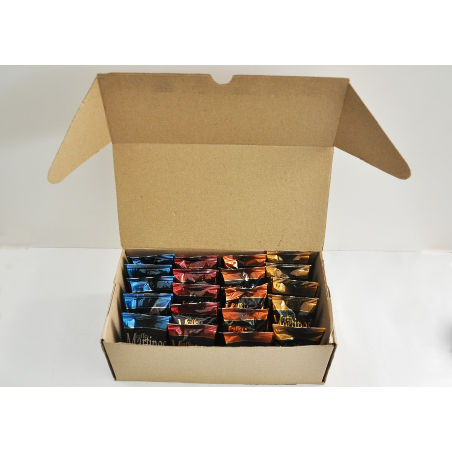 Кутия с капсули - 20 бр.