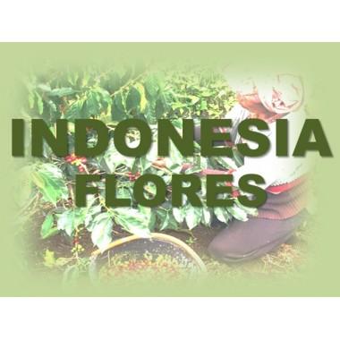 Индонезия Флорес - сурово кафе - 1кг