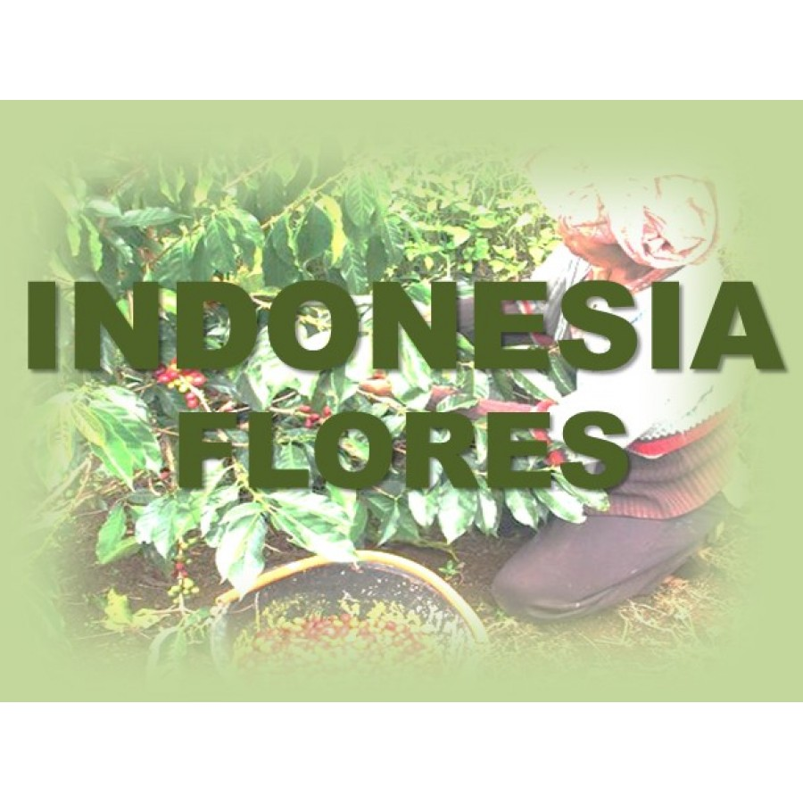 Индонезия Флорес - сурово кафе - 1кг от Martines Caffe