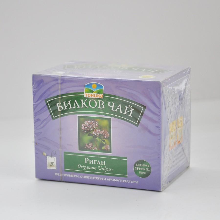 Биков чай  - Риган