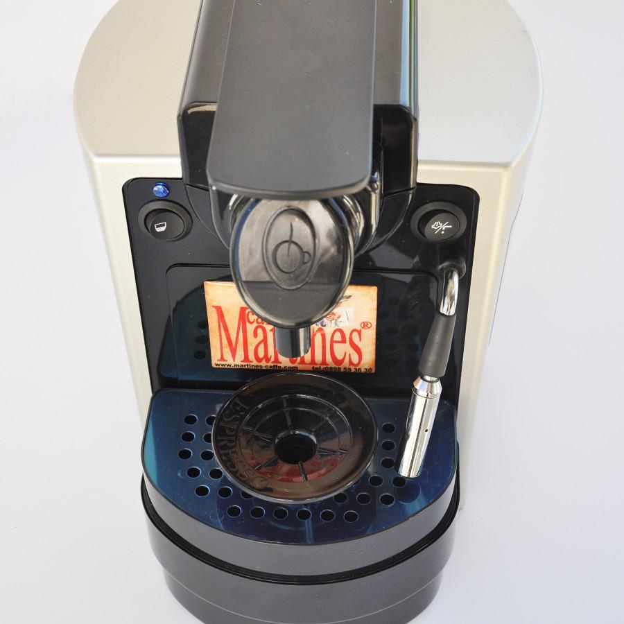 Еспресо Капучино Капитани- кафе машина за капсули от Martines Caffe