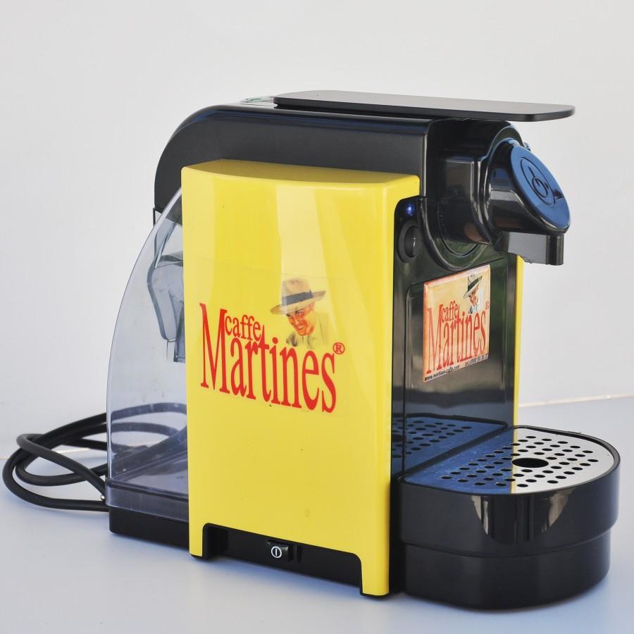 ЕСПРЕСО КАПИТАНИ ЖЪЛТА - МАШИНА ЗА КАПСУЛИ от Martines Caffe