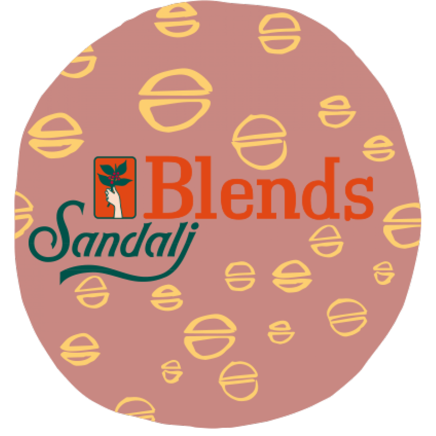 Sandalj blendRossini 65%Arabica 35%Robusta от Martines Caffe