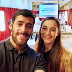 Барселона, Специално кафе: Звездите на Колумбия