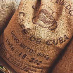 Куба Алтура Лавадо - кафе на месец Декември
