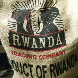 Руанда Ишема - кафе на месец Август