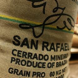 Специално кафе Бразилия Сан Рафаел