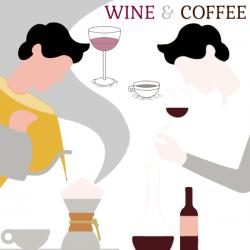 По какво си приличат кафето и виното? Пет факта, които си струва да знаете