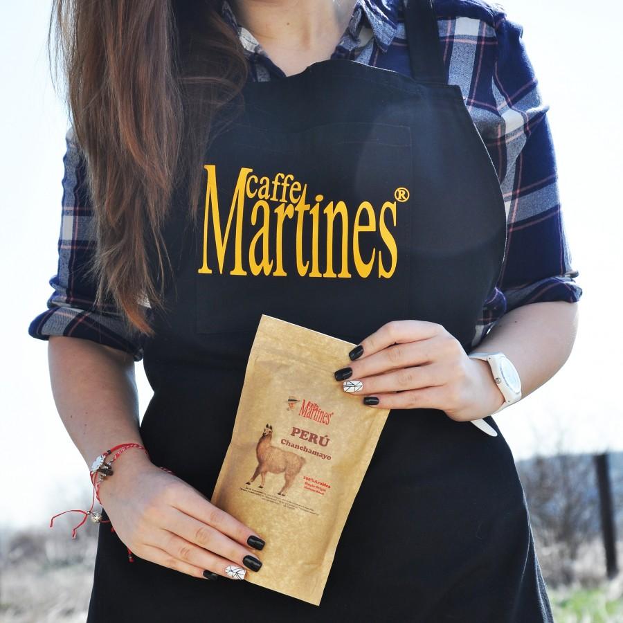 Лимитирана серия- Перу Чанчамайо - 0.200 кг. от Martines Caffe