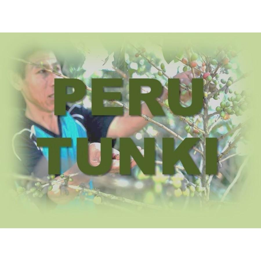 Перу Спешълти Тунки - сурово кафе - 1кг.