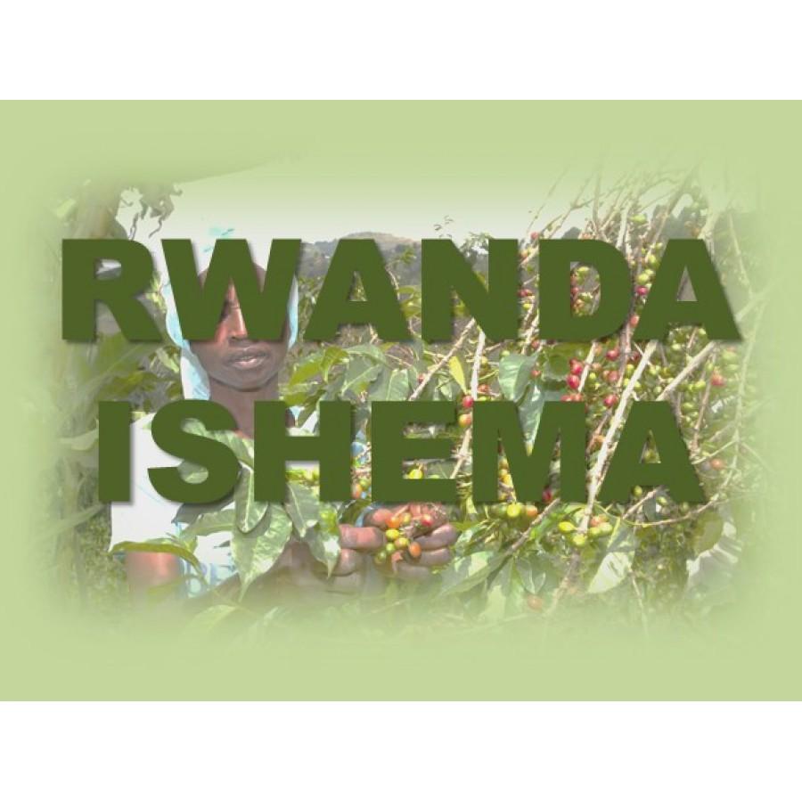Руанда Спешълти Ишема - сурово кафе - 1кг.