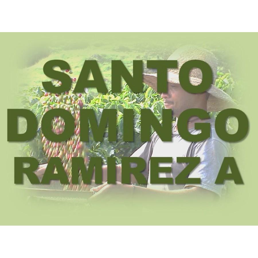 Санто Доминго Рамирез - сурово кафе - 1кг.