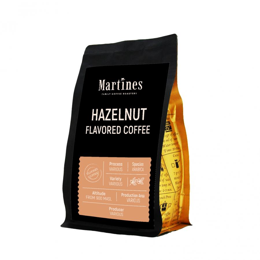 Кафе с аромат на лешник от Martines Caffe