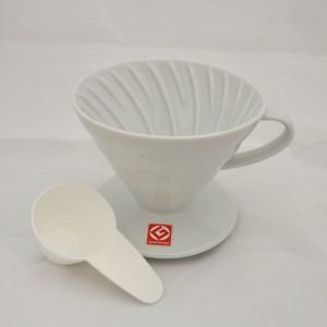 Керамичен уред за филтриране на кафе – Hario V60 02