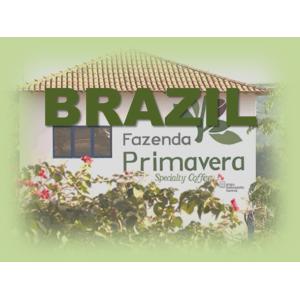 "Бразилия Спешълти – ферма ""Примавера"" - сурово кафе - 1кг."